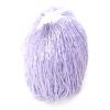 2 Cut Beads 10/0 Dyed Satin Violet Strung Solgel
